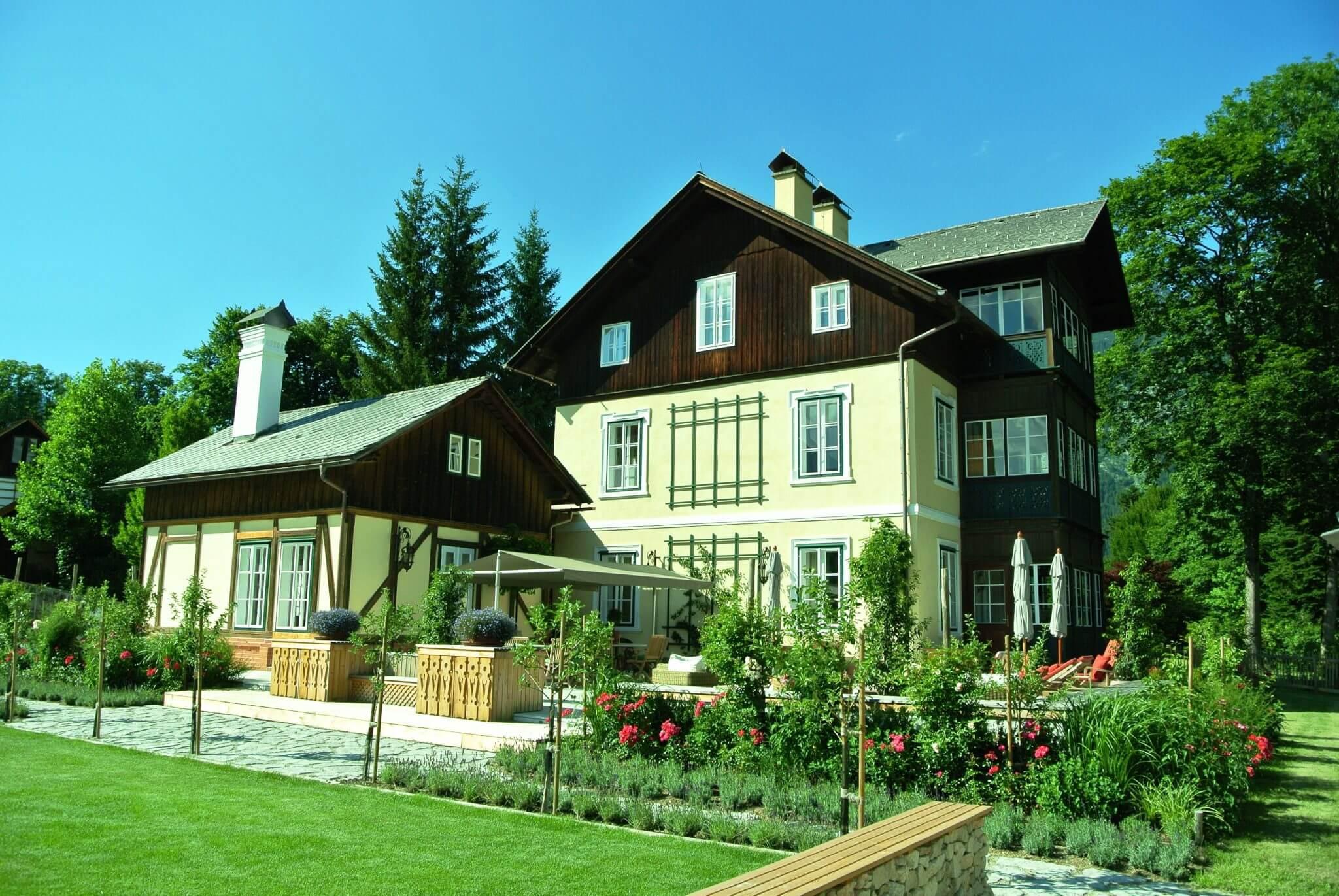 Villa Rosen – Bad Aussee - Empfehlungsportal - Reisen und Wellness